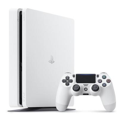 Sony spelcomputer: PlayStation 4 Slim - Wit
