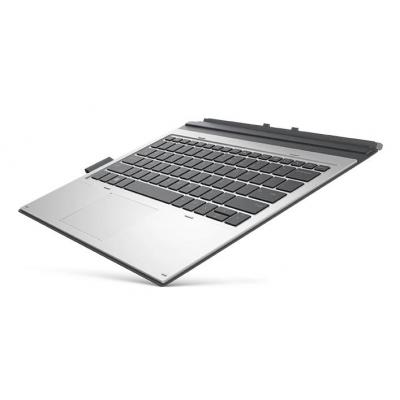 HP Collaboration Travel Keyboard for Elite x2 1013 G3 - QWERTY Mobile device keyboard - Zilver