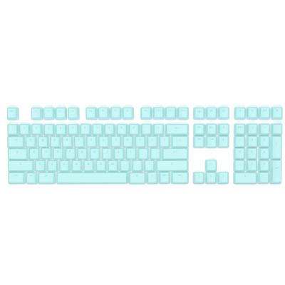 Mionix Keycaps Ice Cream - QWERTY Toetsenbord accessoire - Blauw