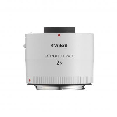 Canon camera lens: EF 2x III - Wit