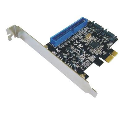 M-cab raid controller: PCIe SATA III - 6G / PATA Raid, 3 Channels