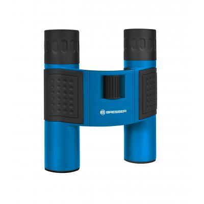 Bresser optics verrrekijker: Topas 10x25 - Zwart, Blauw