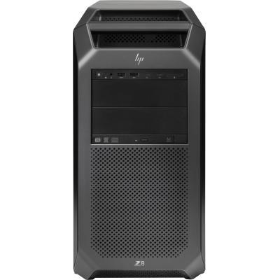 Hp pc: Z8 G4 Workstation - Zwart (Demo model)