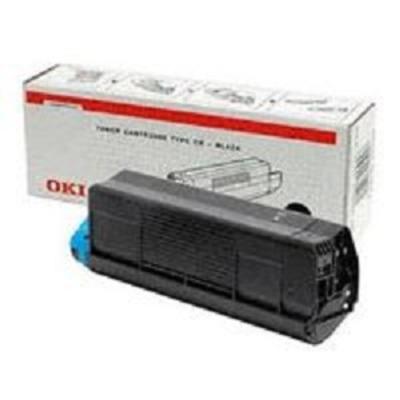 OKI cartridge: Tonercartridge C5250 5450 5500MFP zwart 3K