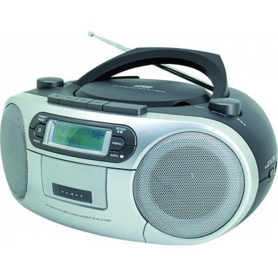 Soundmaster CD speler: SCD7900SW - Zwart