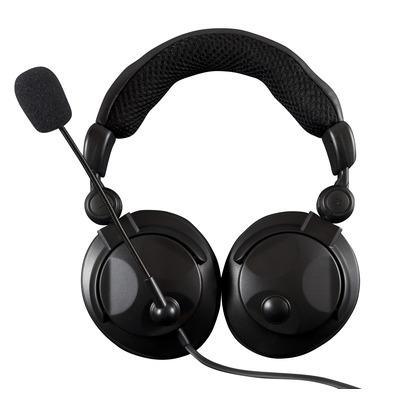 Modecom MC-826 Headset - Zwart