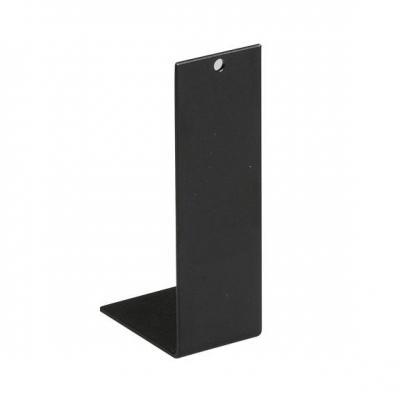 Black Box Blanking Plate for Rackmount Chassis, Single Slot Rack toebehoren - Zwart