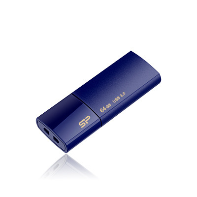 Silicon Power Blaze B05 USB flash drive - Blauw