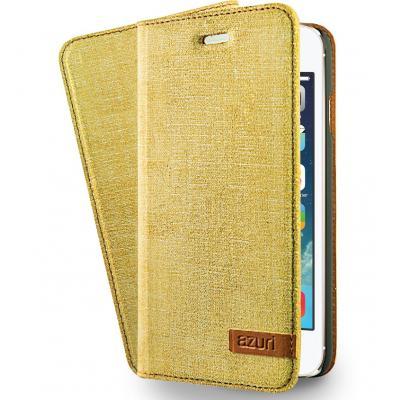 Azuri AZSDWALLETIPH5-YLW mobile phone case
