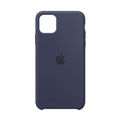 Apple Siliconenhoesje voor iPhone 11 Pro Max - Middernachtblauw Mobile phone case
