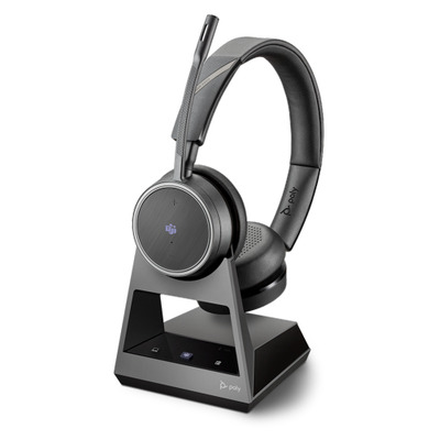 POLY Voyager 4220 Office Headset - Zwart