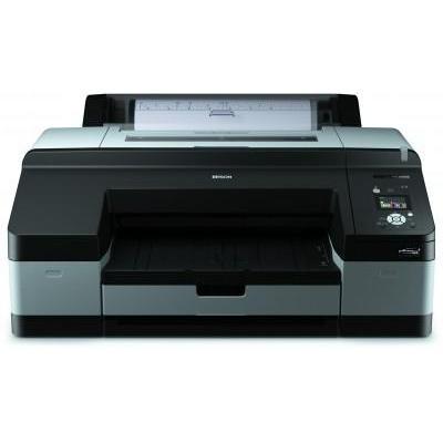 Epson inkjet printer: Stylus Pro 4900 - Cyaan, Groen, Lichtyaan, Mat Zwart, Oranje, Foto zwart, Geel
