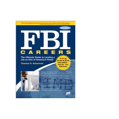 Jist publishing boek: FBI Careers - eBook (PDF)