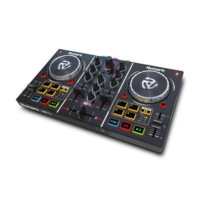 Numark DJ controller: Party Mix - Zwart