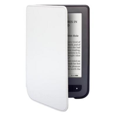 Pocketbook e-book reader case: PBPCC-624-WE - Wit