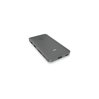 ICY BOX IB-DK2107M-C HDD/SSD docking station