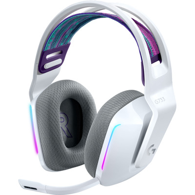 Logitech G G 733 Headset - Wit
