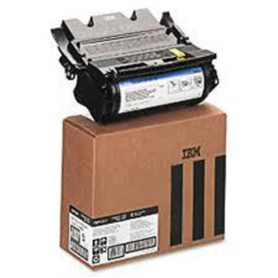 InfoPrint Cartridge for IBM 1332/1352/1372, Black, 5000 Pages Toner - Zwart