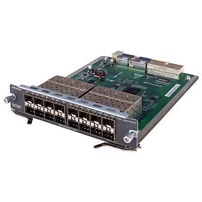 Hewlett Packard Enterprise 5800 16-port SFP Module Netwerk switch module