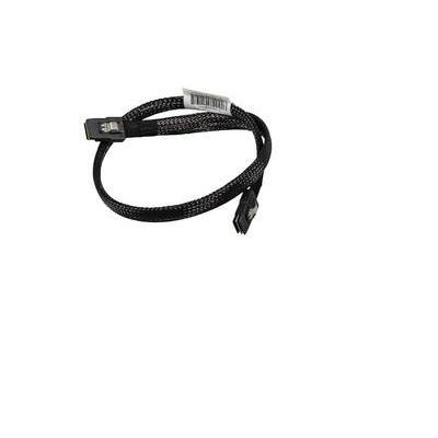 Lenovo kabel: 600 mm, M/M - Zwart