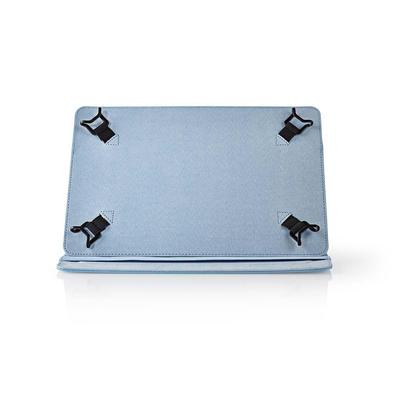 Nedis Tablet Folio Case, 10', Universal, Blue Tablet case