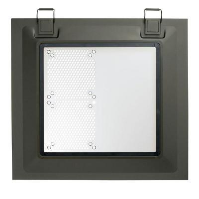Corsair Vengeance Series C70 Windowed Side Panel with Window fan Grommets Green Computerkast onderdeel - Groen