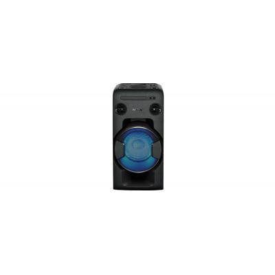 Sony home stereo set: MHC-V11 - Zwart, Blauw