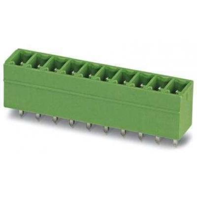Phoenix Contact MCV 1,5/10-G-3,81 Elektrische aansluitklem - Groen