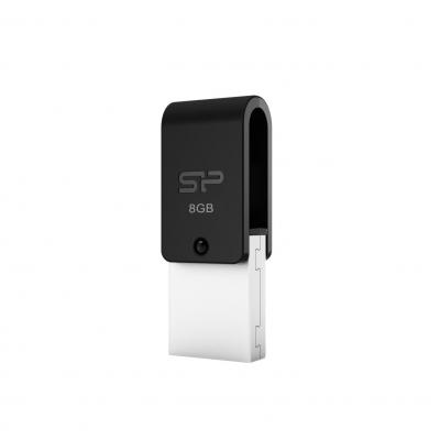 Silicon Power SP008GBUF2X21V1K USB flash drive
