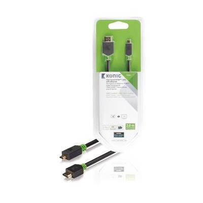König KNV34700E20 HDMI kabel