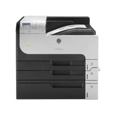 Hp laserprinter: LaserJet Enterprise 700 M712xh