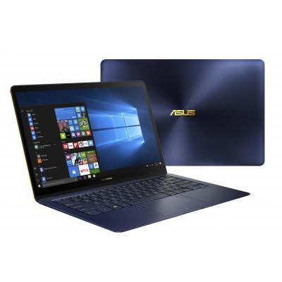 Asus laptop: ZenBook 3 Deluxe UX490UA-BE009T - Blauw