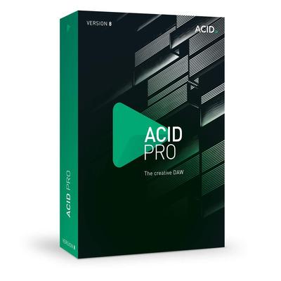 Magix , ACID Pro 8 Audio software