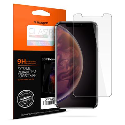 Spigen 065GL24540 Screen protector - Transparant