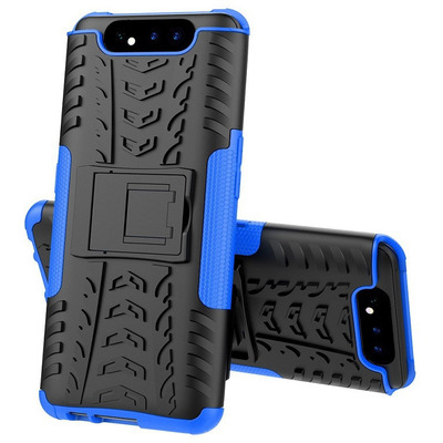 CoreParts MOBX-COVER-A80/A90-BLU Mobile phone case - Blauw