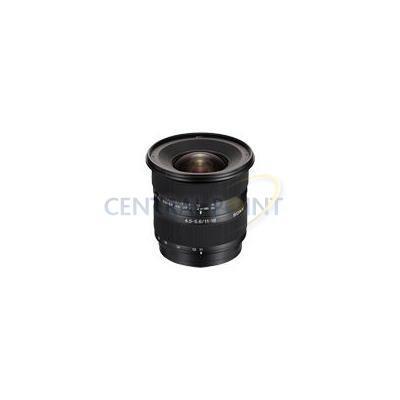 Sony camera toebehoren: DT 11-18mm / 4.5-5.6 - Zwart