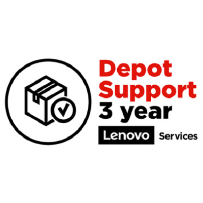 Lenovo garantie: 3Y Depot/CCI