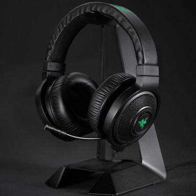 Razer headset: Kraken 7.1 Chroma - Zwart