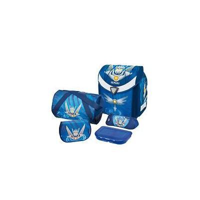 Herlitz : Flexi Plus Robot - Blauw