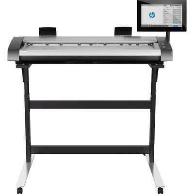 HP HD Pro 42-in Scanner - Zwart