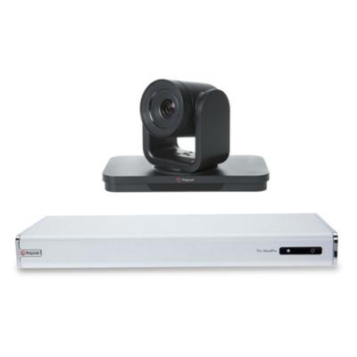 POLY Trio VisualPro + EagleEye IV 4x Videoconferentie systeem - Zwart, Zilver, Wit