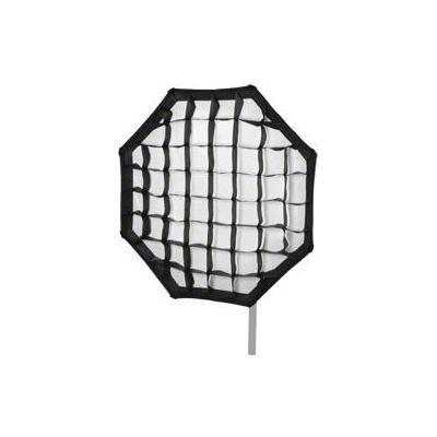Walimex softbox: pro Octagon PLUS Ø90cm - Zwart, Wit