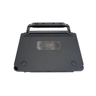 """Gamber-Johnson UK English, 10"""", 76 Keys, Pogo Pin, Black Mobile device keyboard - Zwart"""