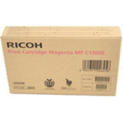 Ricoh Magenta Gel Type MP C1500 Inktcartridge