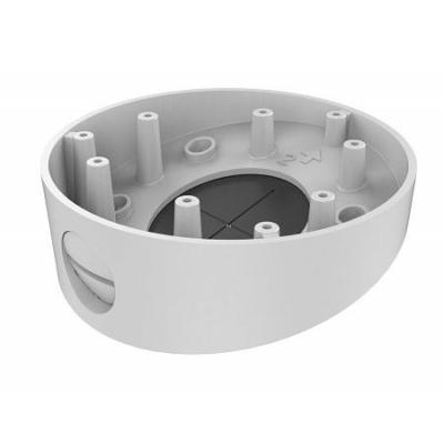 Hikvision digital technology elektrische aansluitkast: HIKVISION In Ceiling mount for Dome camera DS-2CD27X2 - Zwart, .....