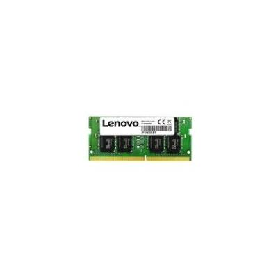 Lenovo RAM-geheugen: 16GB, DDR4, 2400MHz, SoDIMM