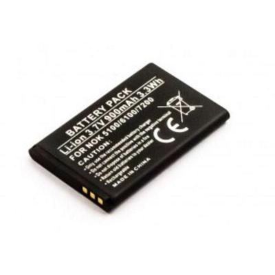CoreParts MBXNOK-BA0046 Mobile phone spare part - Zwart