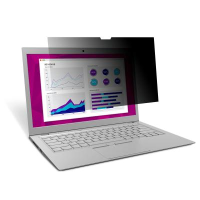 3M High Clarity Privacyfilter voor Microsoft® Surface® Laptop Schermfilter - Zwart