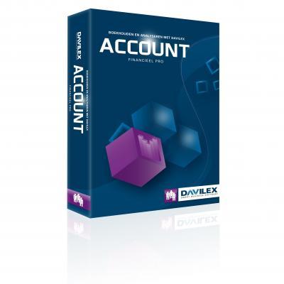 Davilex boekhoudpakket: Account Pro