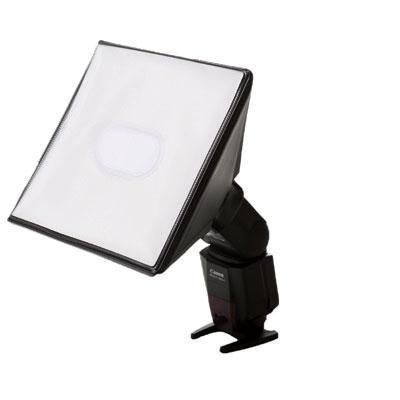 Lumiquest camera kit: Softbox III - Zwart, Wit